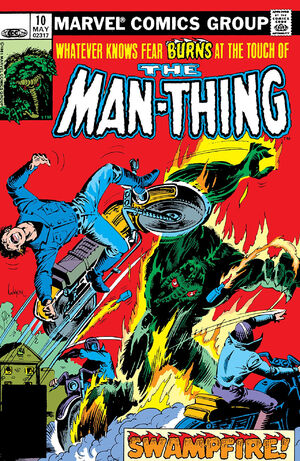 Man-Thing Vol 2 10