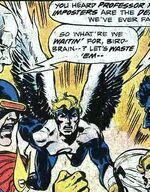 Warren Worthington III (X-Sentinel) (Earth-616) from X-Men Vol 1 100 0001