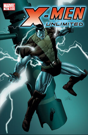 X-Men Unlimited Vol 2 14