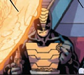 Frank Payne (Earth-616) from Avengers Undercover Vol 1 3