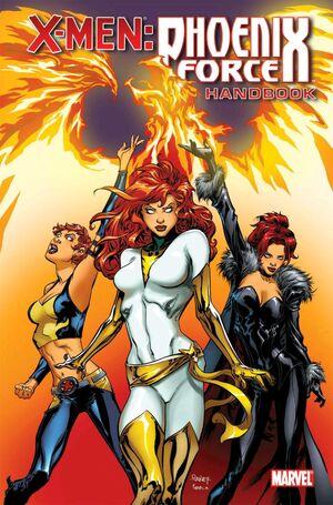 X-Men Phoenix Force Handbook Vol 1 1