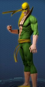 Daniel Rand (Earth-TRN258) from Marvel Heroes (video game) 001