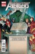 Avengers Assemble Vol 2 1 Comic Shop Variant