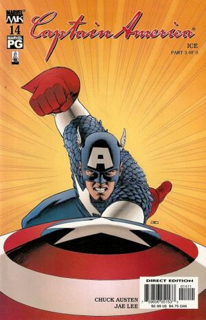 Captain America Vol 4 14