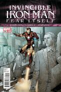 Invincible Iron Man Vol 1 504