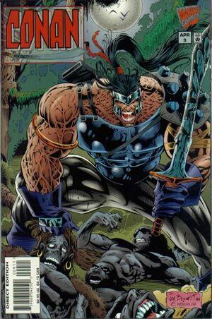 Conan Vol 1 9