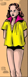 Dorma (Earth-616) from Marvel Comics Vol 1 1 0001