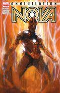 Annihilation Nova Vol 1 1