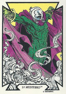 Quentin Beck (Earth-616) from Todd Macfarlane (Trading Cards) 0001