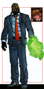 Zodiac (Dark Reign) (Earth-616) from Official Handbook of the Marvel Universe A-Z Update Vol 1 4 0001