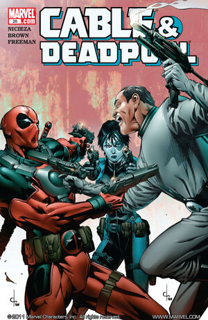 Cable & Deadpool Vol 1 28