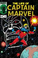 Life of Captain Marvel Vol 1 5