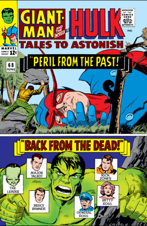 Tales to Astonish Vol 1 68