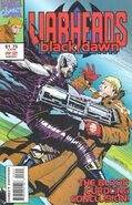 Warheads Black Dawn Vol 1 2