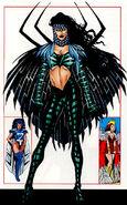 Zala Dane (Earth-616) from X-Men Earth's Mutant Heroes Vol 1 1 0001