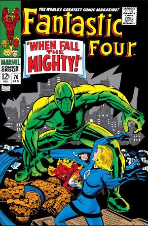 Fantastic Four Vol 1 70