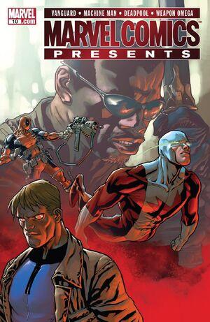 Marvel Comics Presents Vol 2 10