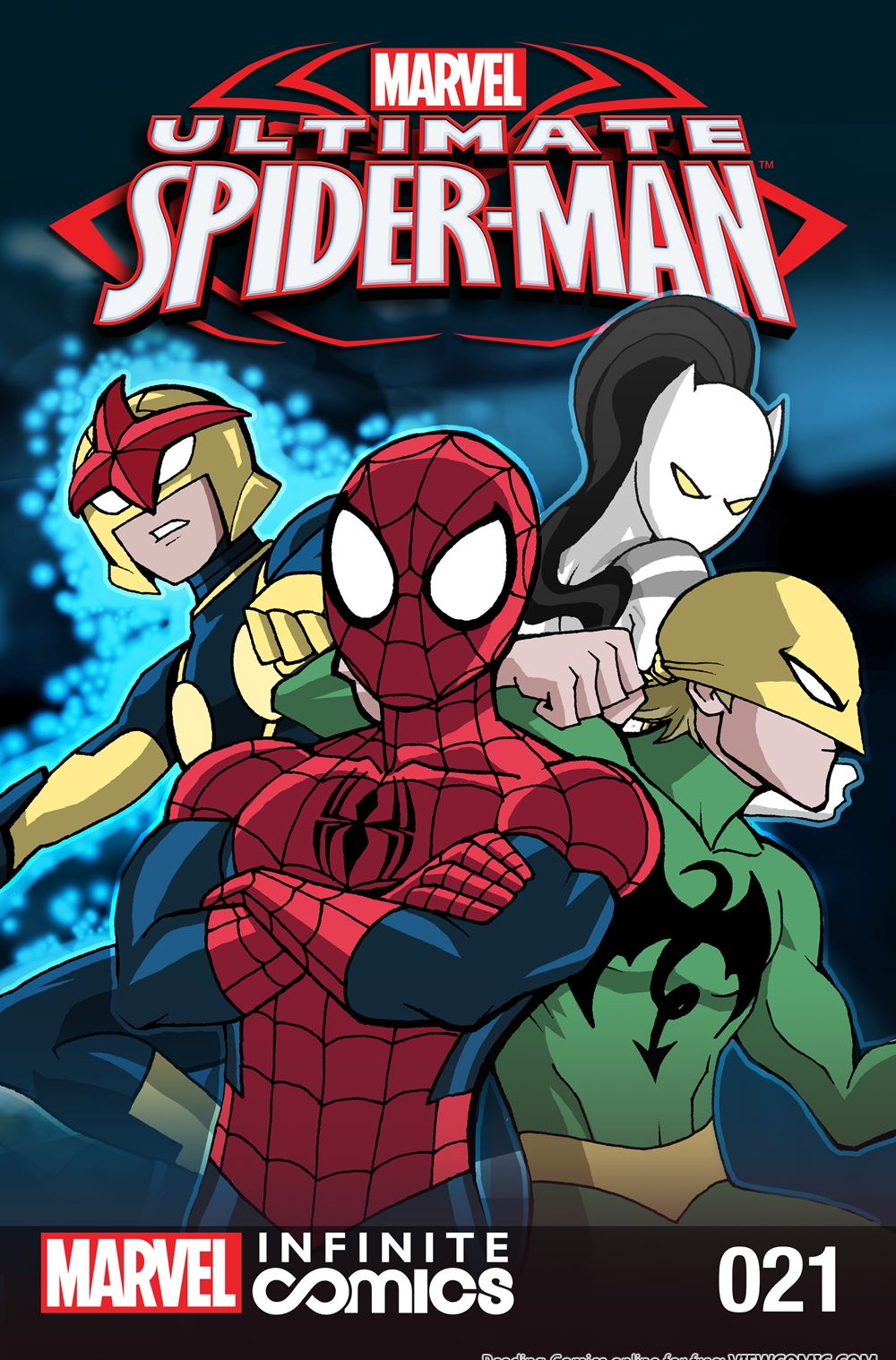 Ultimate spider man comic - photo#33