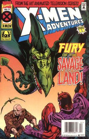 X-Men Adventures Vol 2 12