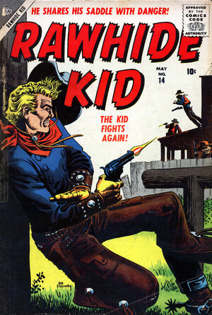 Rawhide Kid Vol 1 14