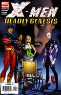 X-Men Deadly Genesis Vol 1 4