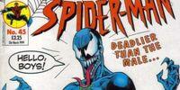 Astonishing Spider-Man Vol 1 45