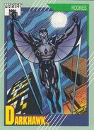 Christopher Powell (Earth-616) from Marvel Universe Cards Series II 0001