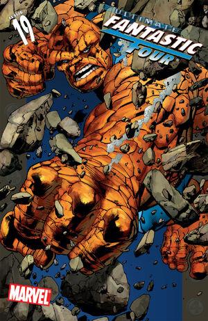Ultimate Fantastic Four Vol 1 19
