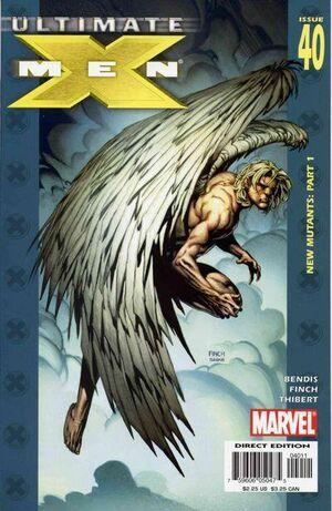 Ultimate X-Men Vol 1 40