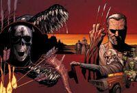 Wolverine Vol 3 66 Wraparound Textless