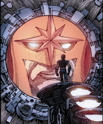Xandarian Worldmind (Earth-14026) from What If...? Annihilation Vol 1 1 0001