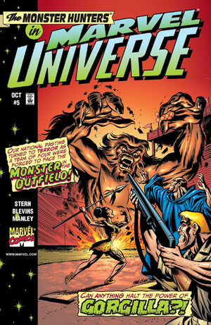 Marvel Universe Vol 1 5