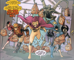 Sinister Six (Earth-616) from Spider-Man and the X-Men Vol 1 4 0001