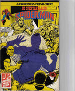 Spectaculaire Spiderman 54