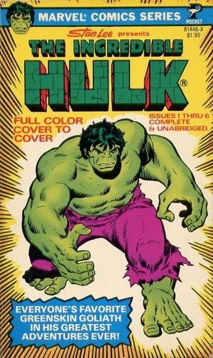 Hulk Pocket Books Vol 1 1