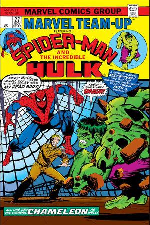 Marvel Team-Up Vol 1 27