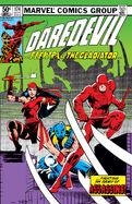 Daredevil Vol 1 174