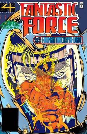 Fantastic Force Vol 1 9