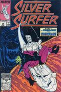 Silver Surfer Vol 3 28