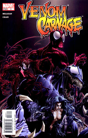 Venom Vs. Carnage Vol 1 3