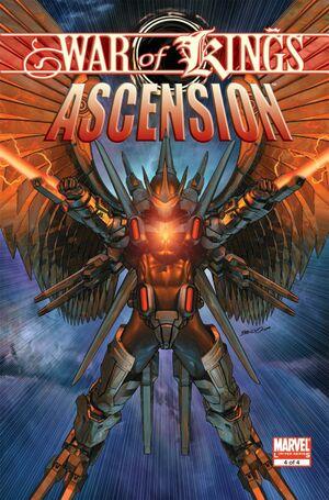 War of Kings Ascension Vol 1 4