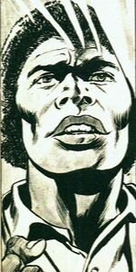 Black Brother (Joshua) (Earth-616) from Savage Tales Vol 1 1 0001