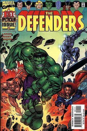 Defenders Vol 2 1