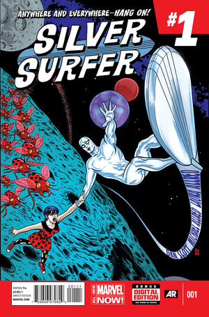 Silver Surfer Vol 7 1