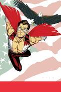 All-New Captain America Vol 1 1 Anka Variant Textless