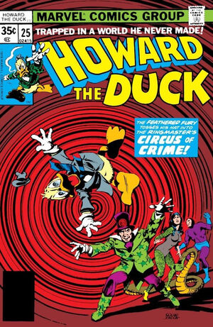 Howard the Duck Vol 1 25