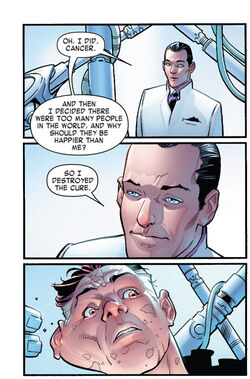 Quiet Man (Earth-616) from Fantastic Four Vol 1 642