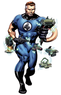 Reed Richards (Earth-616) from Fantastic Four Vol 1 570 0002