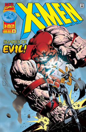 X-Men Vol 2 61