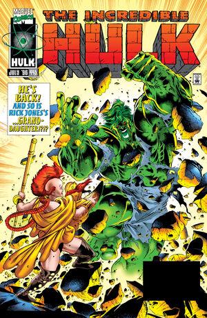 Incredible Hulk Vol 1 443